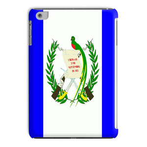 Flag Of Guatemala Tablet Case Phone & Cases Flagdesignproducts.com