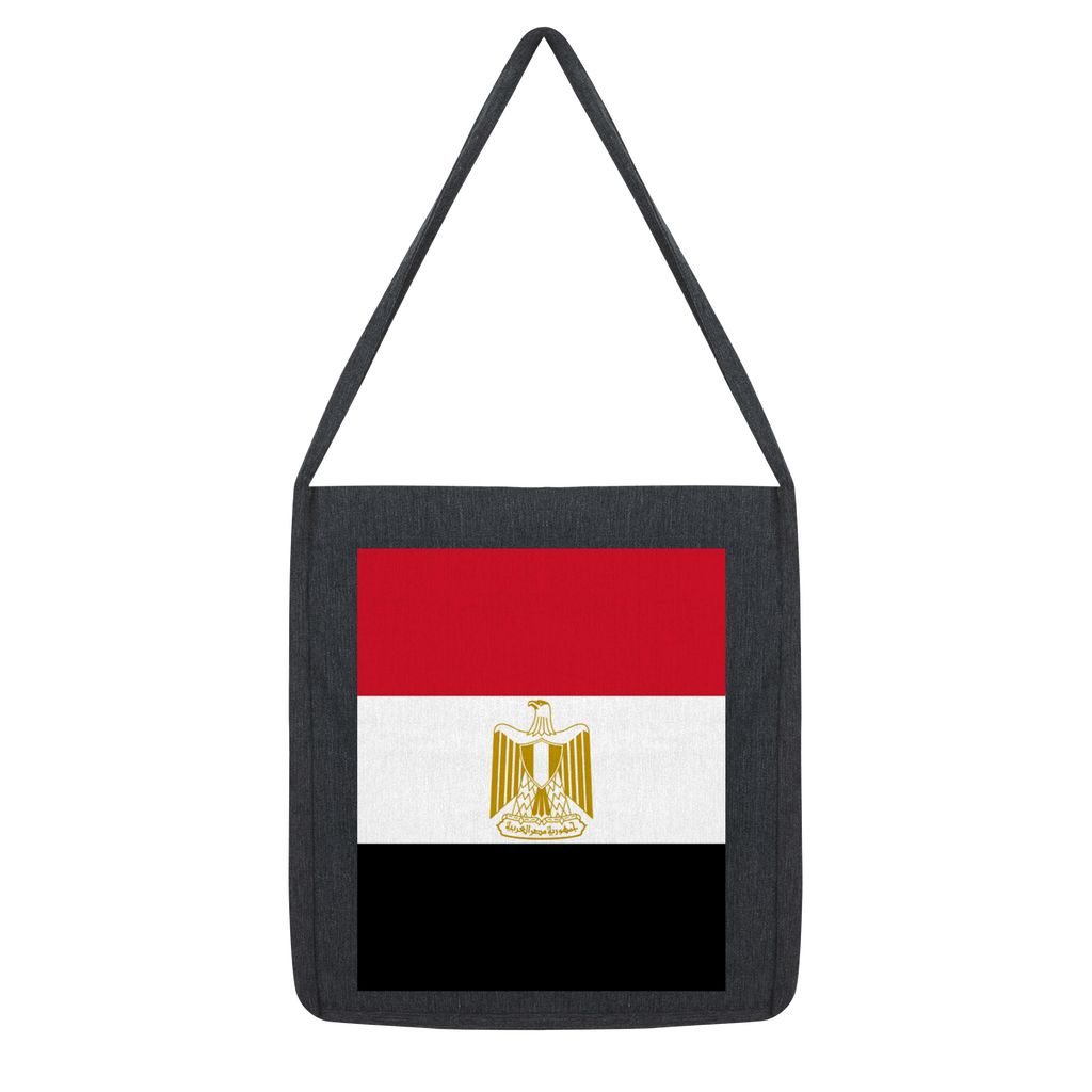 Basic Egypt Flag Tote Bag Accessories Flagdesignproducts.com