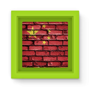 China Stone Brick Wall Flag Magnet Frame Homeware Flagdesignproducts.com