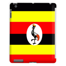 Flag Of Uganda Tablet Case Phone & Cases Flagdesignproducts.com