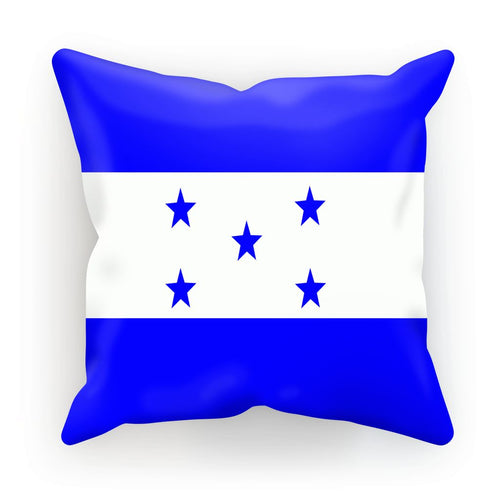 Flag Of Honduras Cushion Homeware Flagdesignproducts.com
