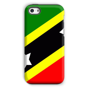 Flag Of Saint Kitts & Nevis Phone Case Tablet Cases Flagdesignproducts.com