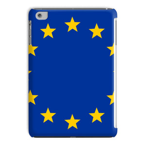 European Union Flag Tablet Case Phone & Cases Flagdesignproducts.com