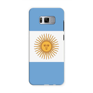 Argentina Flag Phone Case & Tablet Cases Flagdesignproducts.com