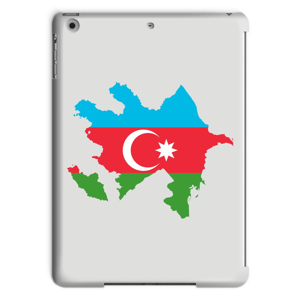 Azerbaijan Continent Flag Tablet Case Phone & Cases Flagdesignproducts.com