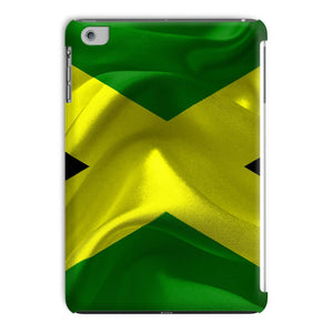 Waving Jamaica Flag Tablet Case Phone & Cases Flagdesignproducts.com