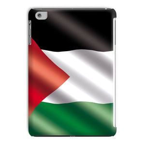 Waving Palestina Flag Tablet Case Phone & Cases Flagdesignproducts.com