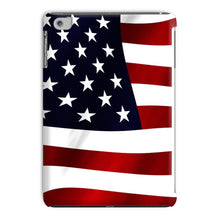 Waving Usa America Flag Tablet Case Phone & Cases Flagdesignproducts.com