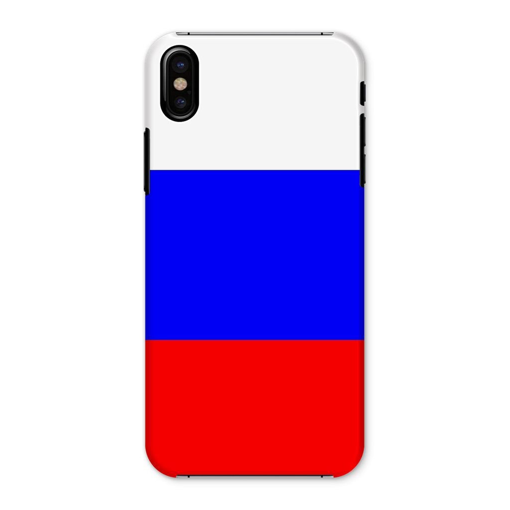 Basic Russian Flag Phone Case & Tablet Cases Flagdesignproducts.com