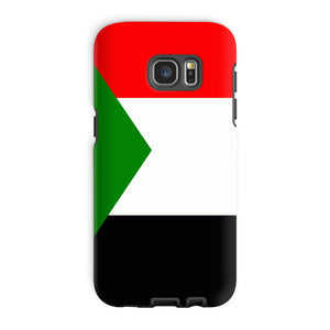 Flag Of Sudan Phone Case & Tablet Cases Flagdesignproducts.com