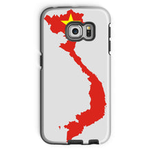 Vietnam Continent Flag Phone Case & Tablet Cases Flagdesignproducts.com
