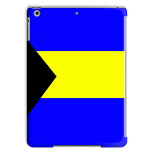 Flag Of The Bahamas Tablet Case Phone & Cases Flagdesignproducts.com