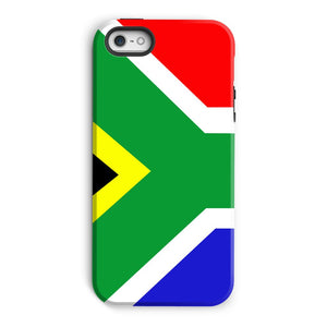 Flag Of South Africa Phone Case & Tablet Cases Flagdesignproducts.com