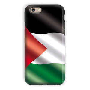 Waving Palestina Flag Phone Case & Tablet Cases Flagdesignproducts.com