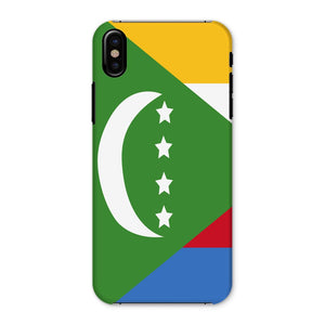 Flag Of Comoros Phone Case & Tablet Cases Flagdesignproducts.com