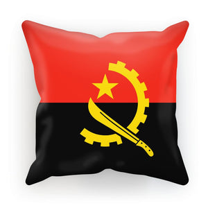 Angola Flag Cushion Homeware Flagdesignproducts.com