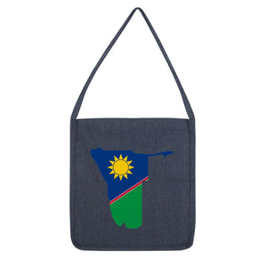 Namibia Continent Flag Tote Bag Accessories Flagdesignproducts.com