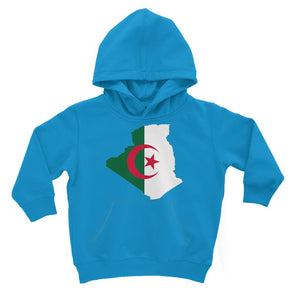 Algeria Continent Flag Kids Hoodie Apparel Flagdesignproducts.com