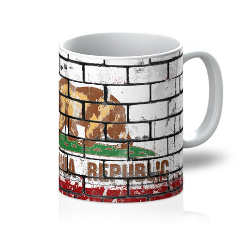 California State Wall Flag Mug Homeware Flagdesignproducts.com