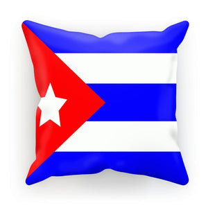 Flag Of Cuba Cushion Homeware Flagdesignproducts.com