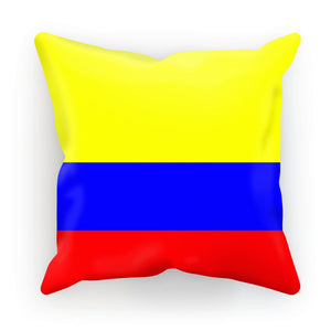 Flag Of Colombia Cushion Homeware Flagdesignproducts.com