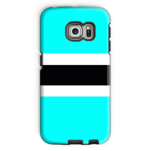 Flag Of Botswana Phone Case & Tablet Cases Flagdesignproducts.com