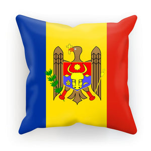 National Flag Of Moldova Cushion Homeware Flagdesignproducts.com
