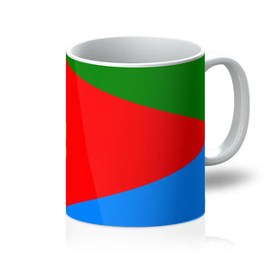 Flag Of Eritrea Mug Homeware Flagdesignproducts.com