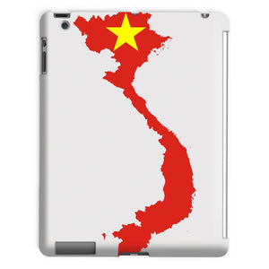 Vietnam Continent Flag Tablet Case Phone & Cases Flagdesignproducts.com