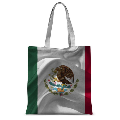 Waving Fabic National Flag Sublimation Tote Bag Accessories Flagdesignproducts.com
