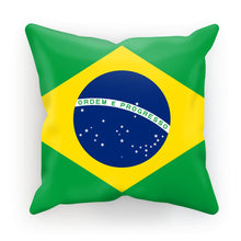 Basic Brazil Flag Cushion Homeware Flagdesignproducts.com