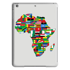 Africa Countries Flag Tablet Case Phone & Cases Flagdesignproducts.com