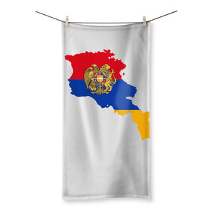 Armenia Continent Flag Beach Towel Homeware Flagdesignproducts.com