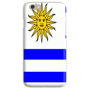 Flag Of Uruguay Phone Case & Tablet Cases Flagdesignproducts.com