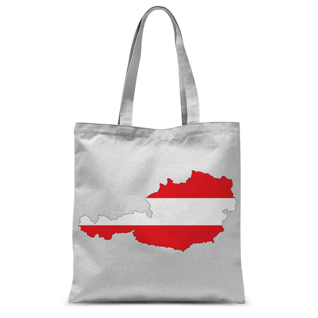 Austria Continent Flag Sublimation Tote Bag Accessories Flagdesignproducts.com