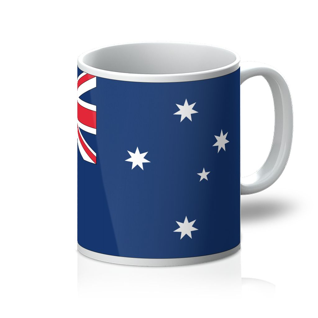 Australia Flag Mug Homeware Flagdesignproducts.com