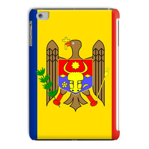 National Flag Of Moldova Tablet Case Phone & Cases Flagdesignproducts.com