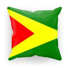 Flag Of Guyana Cushion Homeware Flagdesignproducts.com