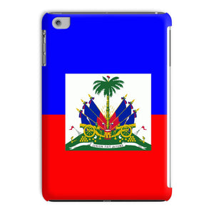 Flag Of Haiti Tablet Case Phone & Cases Flagdesignproducts.com