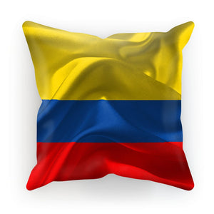 Waving Fabric National Flag Cushion Homeware Flagdesignproducts.com