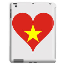 Vietnam Heart Flag Tablet Case Phone & Cases Flagdesignproducts.com