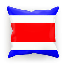 Flag Of Costa Rica Cushion Homeware Flagdesignproducts.com