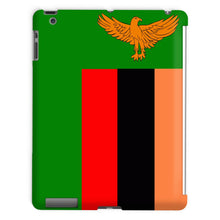 Flag Of Zambia Tablet Case Phone & Cases Flagdesignproducts.com