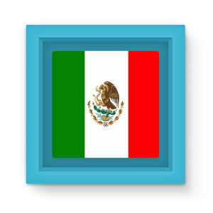 Flag Of Mexico Magnet Frame Homeware Flagdesignproducts.com