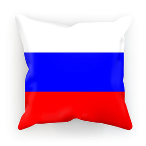 Basic Russian Flag Cushion Homeware Flagdesignproducts.com