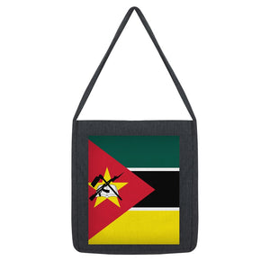 Basic Mozambique Flag Tote Bag Accessories Flagdesignproducts.com