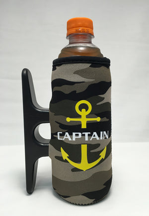 Big Camo Cleatus Cooler, Captain Anchor