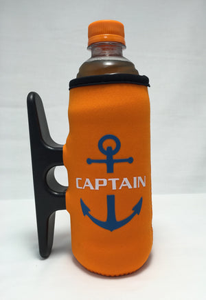 Big Orange Cleatus Cooler, Captain Anchor