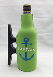 Lime Cleatus Cooler, Captain Anchor