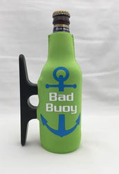 Lime Cleatus Cooler, Anchor Bad Buoy